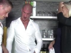 Dream Nikki In Bartender Has Amazing Sex With Guy And Girl