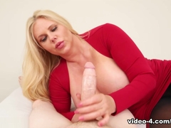Karen Fisher: Get Milked POV - Over40Handjobs