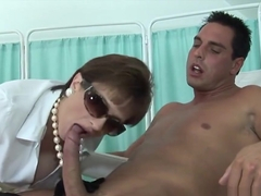 Cheating english milf gill ellis pops out her big boobs