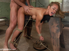 Mark Davis  Mia Lelani in Beautiful Suffering - SexAndSubmission