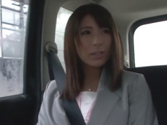 Crazy Japanese whore Nami Hoshino in Fabulous outdoor, blowjob JAV scene