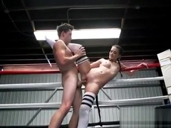 Brunette Slut Gia Paige Gets Hardcore Dicking