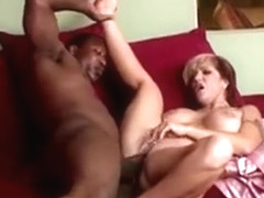 Horny Mom Brittany Blaze Loves Fucking Black Dicks