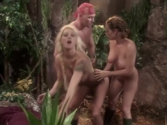 Jill Kelly Threesome 2