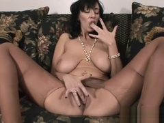 Nasty Step Mom Alia Janine Take Cock Cool Hot Stepson