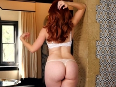 Best pornstar Amarna Miller in Crazy Big Ass, Stockings adult scene