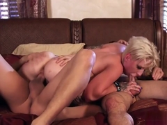 Big Tits Blonde Emo Stepsis Dylan Phoenix Double Teamed