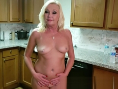 In Summertime, Taboo Mommy Cums Out