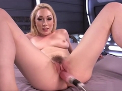 kagney linn karter and lily labeau get fucked by machines