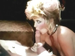 Ginger Lynn 1985 New Wave Hookers classic DP scene