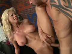 Tanya James fucked in sexy boots 1080p