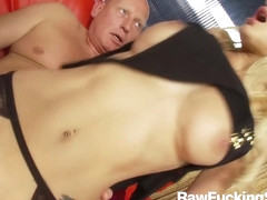 Raw Fucking Sex - Blonde Chloe Conrad Fuck With Her Date
