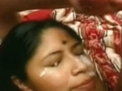 Indian legal age teenager gang-gangbanged
