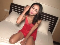 Ladyboy Namnueng in Pretty Face and Easy Ass