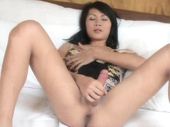 Ladyboy Ann 2 in 18 Year Old Bareback