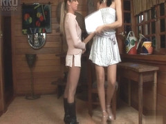 ShemalesFuckGirls Scene: Marcia and Patricia E