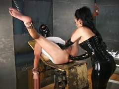 Mistress Nikita - Three Holed Fucktoy