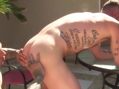 PETERFEVER Stud Christian Matthews Fucked Hard By Asian Hunk