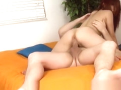 Petite Leah Cortez gets stuffed with a cock