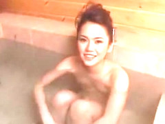 Exotic Japanese chick Rio Kitajima in Amazing Showers JAV video