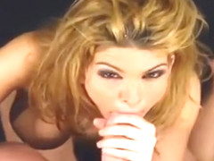 Best porn scene Blowjobs & Oral Sex hot pretty one