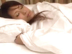 Incredible Japanese slut Akira Ichinose in Crazy Solo Girl, Stockings/Pansuto JAV clip