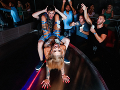 Bonnie Rotten & Jordi in Rotten Experience At The Strip Club - RKPrime