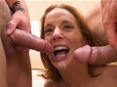 Gabriella Banks - double penetration Tryouts three