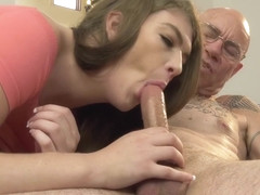 DevilsFilm - Remy Rayne - Teen Shows Love To Older Man