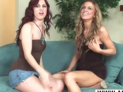 Sweaty Mommy Mia Presley, Karlie Montana Gives Titjob Hard Her Stepson