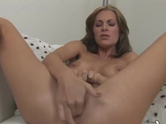 Brandi Edwards destroying her own pussy in 1080p HD