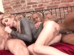 Karina Grand - Threesome
