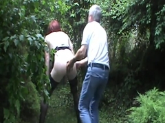 I like sex outdoors 1