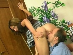 HornyOldGents Clip: Jaclyn and Hubert