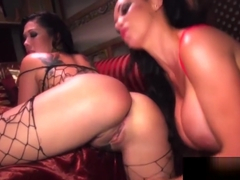 Penthouse Pet Nikki Benz Pussy Licked By Asian London Keyes!