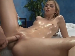 Abigaile Johnson - Massage Fucked Hard 18