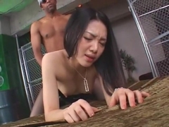 Sexy blonde teeen anal fisting