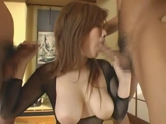 Best Japanese whore Milk Matsuzaka in Hottest Big Tits, Hairy JAV clip