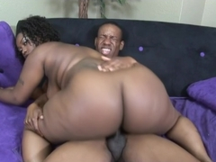 Big Black Mama With Huge Tits Loves To Fuck