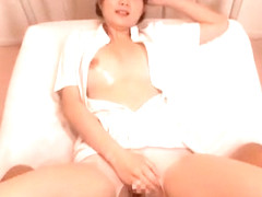 Amazing Japanese slut Azu Hoshizuki in Best Facial, Fingering JAV clip