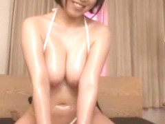Best Japanese model Yuuna Hoshisaki in Amazing Big Tits, Cunnilingus JAV scene