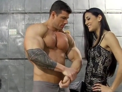 Zeb Atlas, Lyla Storm, and Tiffany Tyler
