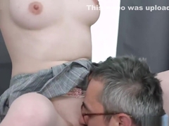 Lovable schoolgirl is seduced and screwed by senior schoolteacher
