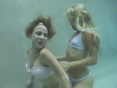 Sandy knight and Gf underwater LQ