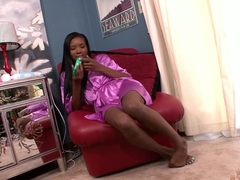 Amazing pornstar Krystal Blake in Crazy Black and Ebony, Masturbation porn video