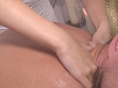 Best pornstars Eva Strauss, Johny in Amazing Massage, Brunette xxx clip