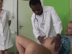 Preggo Threesome Action With Monika Kiss And Chicky Clarissa