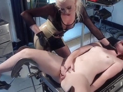 Lesbian porn video featuring Barbary Rose and Lorelei Lee