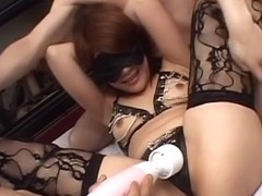 Crazy Japanese model Sara Nakamura in Amazing JAV uncensored Threesomes movie