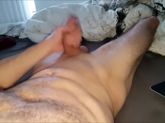 Bvdh Jerking To Big Precum & Good Cumshot